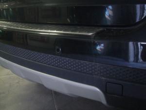 Parkovací senzory nárazník