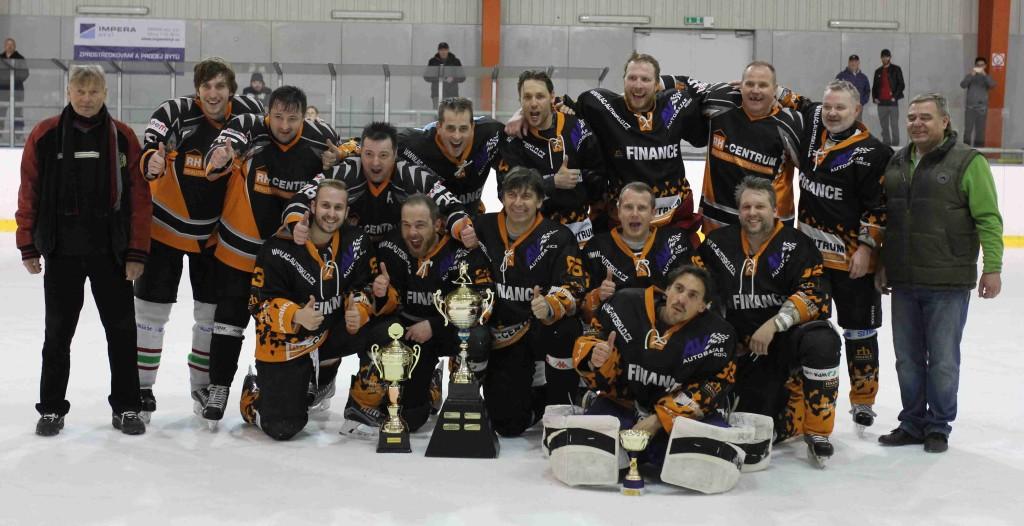 Ac autosklo, lední hokej, hokejový tým